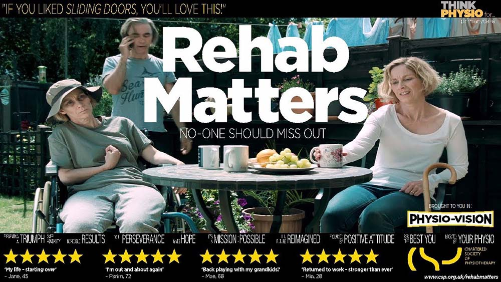 Rehab Matters, CSP Physiotherapy, Marylebone Physiotherapy, Health Consultants Inc, Acupuncture